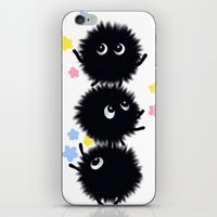 spirited away iPhone & iPod Skins featuring Spirited Away  by TokiBuni