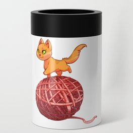 Kitten On Yan Can Cooler
