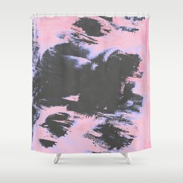 Forgetfulness Shower Curtain