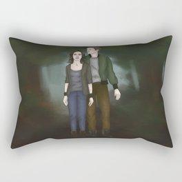 FitzSimmons Bellarke AU Rectangular Pillow