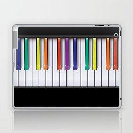 Colour Your Music Laptop & iPad Skin