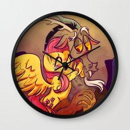 MLP: Fluttercord Wall Clock