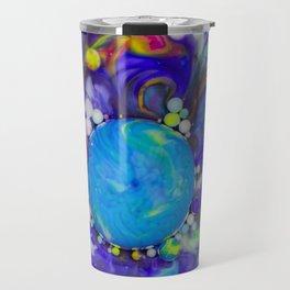 Bubbles-Art - Nesebar Travel Mug