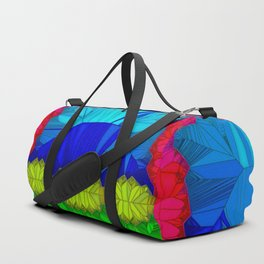 The theatre of unspoiled nature ... Duffle Bag