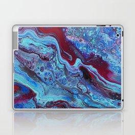 Crimson Wandering Laptop & iPad Skin