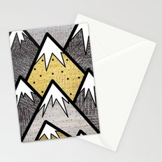 The Gold and Silver Hills Stationery Cards