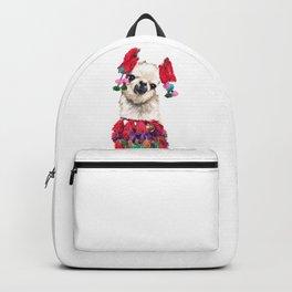 Coolest Llama Backpack