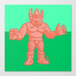Satan King #191 Canvas Print