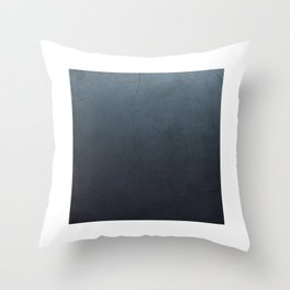 Dreaming Of Blue Throw Pillow