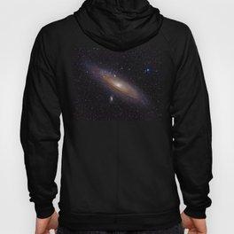 Andromeda Galaxy Hoody