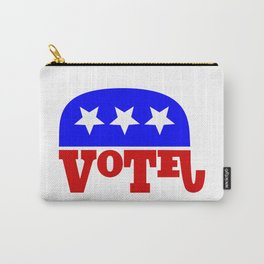 Republican Elephant Carry-All Pouch