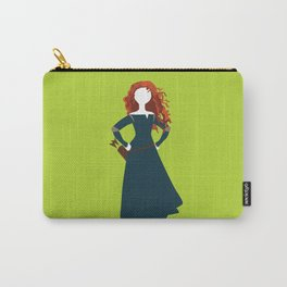 Merida from the Brave Carry-All Pouch