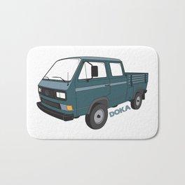 Doka Truck Bath Mat
