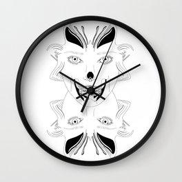 Dysphoria Wall Clock