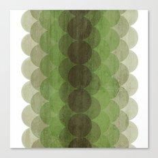 Round & Round  Canvas Print