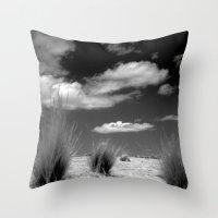 peru Throw Pillows featuring Peru Jouney NO1 by Julia Aufschnaiter