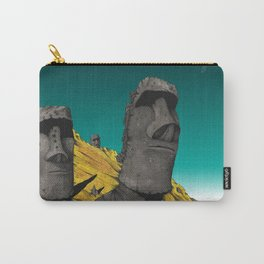 Easter Island 2 Carry-All Pouch