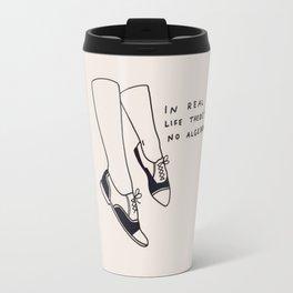 TWIN PEAKS (IN REAL LIFE THERE'S NO ALGEBRA) Travel Mug