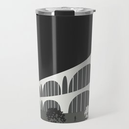 Tama Art University Library / Toyo Ito & Associates Travel Mug