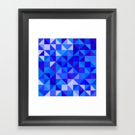 Seamless pattern Framed Art Print