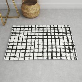 Linear Pattern Rug