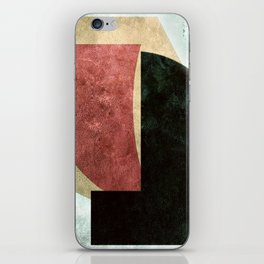 Constancy of species iPhone Skin
