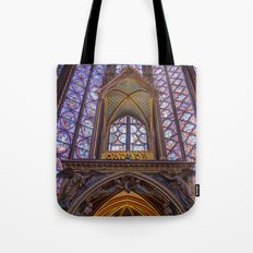 Sainte Chapelle - Paris Tote Bag