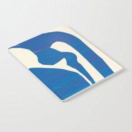 Blue Nude #1- Henri Matisse Notebook
