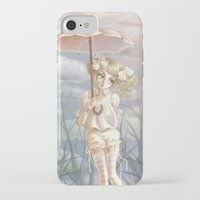 doll iPhone & iPod Cases featuring Doll by FReMO