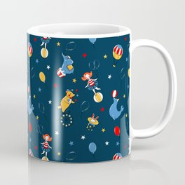 Retro American circus Coffee Mug