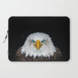 Blue eyes eagle Laptop Sleeve