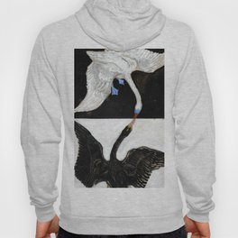Hilma af Klint The Swan Hoody