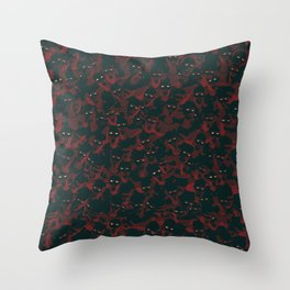 The Horde Throw Pillow
