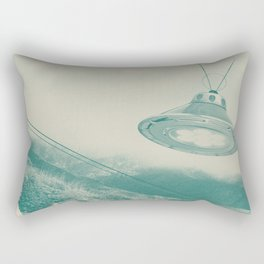 UFO II Rectangular Pillow