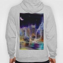 Starry Night New York City Hoody
