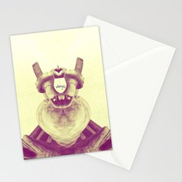 Heart Pedestal Stationery Cards