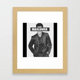 maslover Framed Art Print