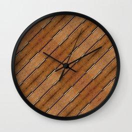 Furniture Mockup Pattern Wall Clock
