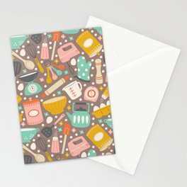 In the Kitchen Stationery Cards