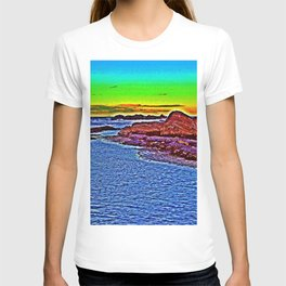 Saturated Surf T-shirt