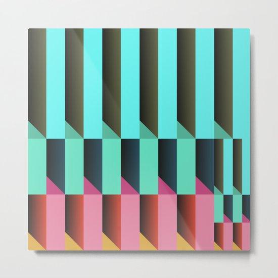 Geometric#26 Metal Print