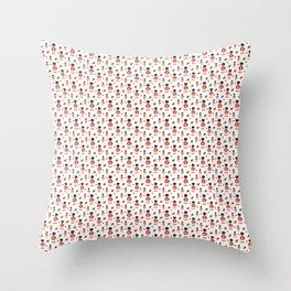 Patrick MaGnomes Throw Pillow