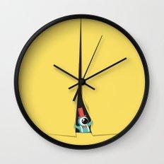 Peek show! Wall Clock