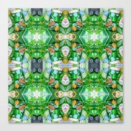 Sea Glass 17 Canvas Print