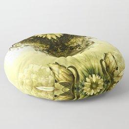 """""""(Victorian) Catch"""" Floor Pillow"""