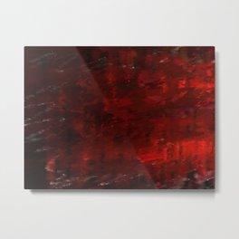 Surface Tension Metal Print
