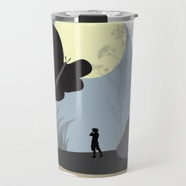 Be amazed Travel Mug