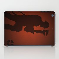 engineer iPad Cases featuring Engineer by samread