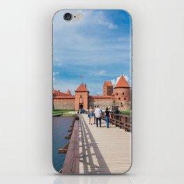 Trakai Island Castle iPhone Skin