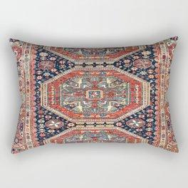 Kuba Sumakh Antique East Caucasus Rug Print Rectangular Pillow